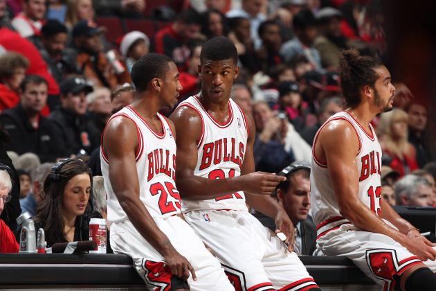 Chicago Bulls Embrace New Identity with Luol Deng, Andrew Bynum Trade