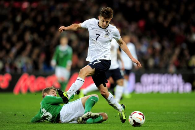 Theo Walcott's Injury Hands Adam Lallana Golden Ticket to World Cup with England