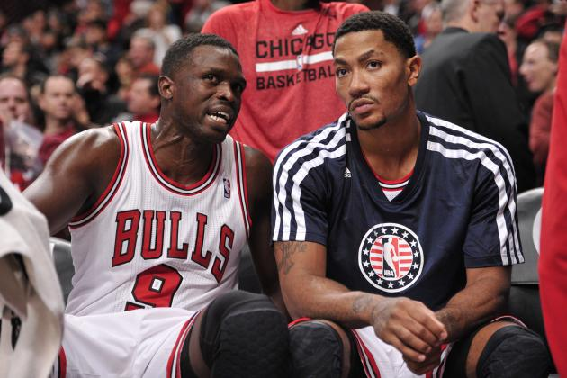 What's Next for Chicago Bulls After Luol Deng Trade?