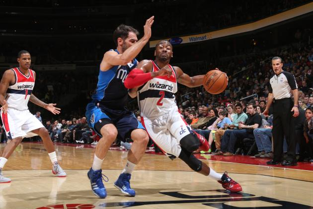 Wizards vs. Bobcats: How Washington Will Fix Cold Start to 2014