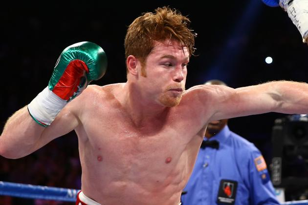 Canelo Says Alfredo Angulo Will Be Foe on March 8th