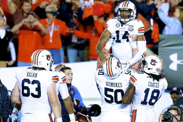 BCS Championship 2014: Despite Disappointing Ending, Auburn Is Here to Stay
