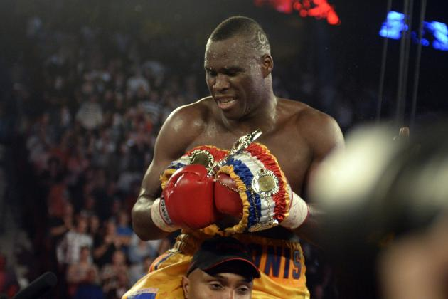 Adonis Stevenson: 'Kovalev Fight Will Happen This Year'