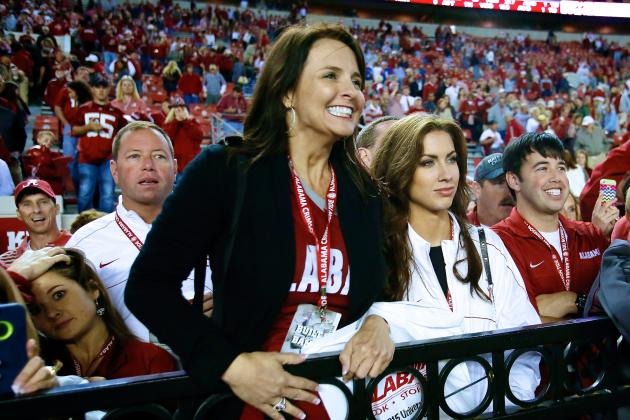 AJ McCarron's Mom Wasn't a Big Fan of Jameis Winston's Postgame Speech