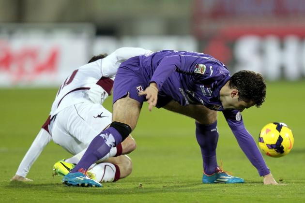 Giuseppe Rossi's Injury Is a Worry for Fiorentina and Italy