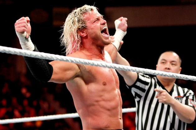 WWE Superstar Dolph Ziggler Suffers Concussion