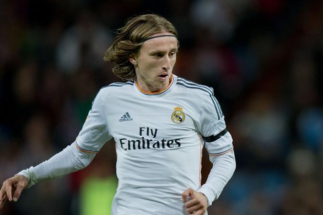 Luka Modric Can Finally Prove His True Worth in 2014