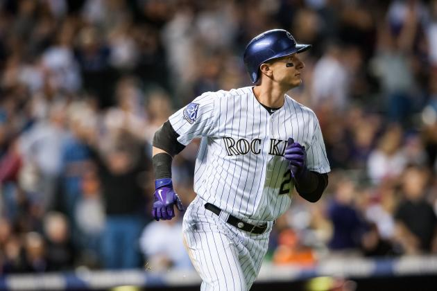 Why Troy Tulowitzki Truly Is the Face of the Franchise