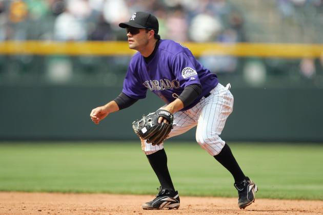 Rockies Not Interested in Jamey Carroll