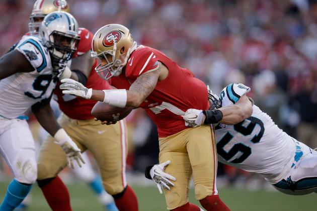 NFL Playoffs 2014: Panthers Still Not Getting Their Due Against 49ers