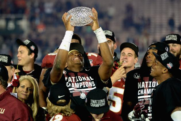 FSU vs. Auburn: How Game Compares to Other BCS Championships
