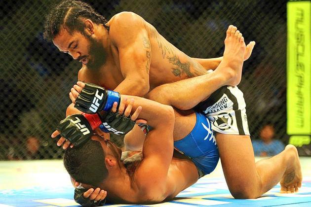 Benson Henderson: The UFC's Best Forgotten Fighter