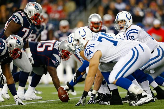 Indianapolis Colts vs. New England Patriots: Spread Analysis, AFC Playoff Pick