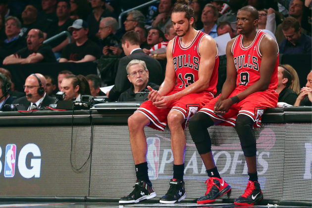 Luol Deng Trade Gives Chicago Bulls Time to Build Toward Derrick Rose's Return