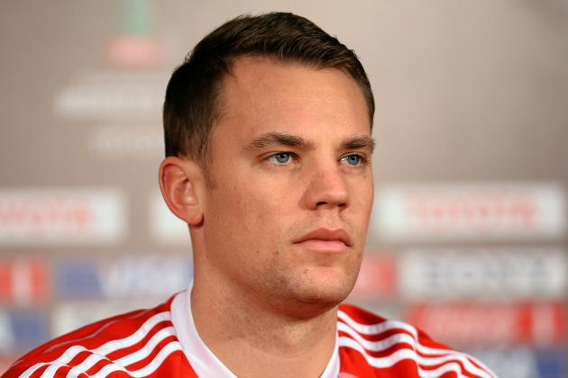 NEUER NAMED IFFHS WORLD GOALKEEPER of the YEAR