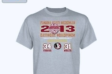 FSU Gets Title Tees Horribly Wrong