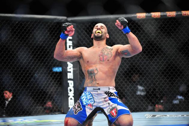 Costas Philippou Wants Fight of the Night Against Rockhold at UFC Fight Night 35