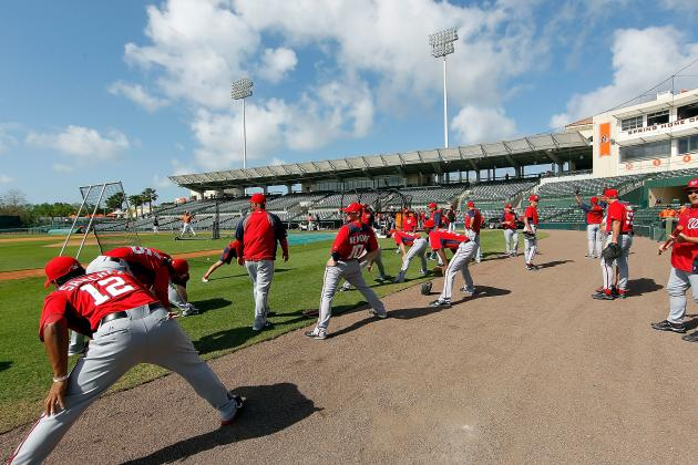 Nationals Spring Training: MASN Releases Spring Broadcast Schedule