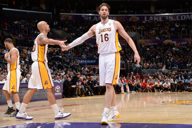 NBA Trade Rumors: Lakers Would Be Better off Holding onto Pau Gasol