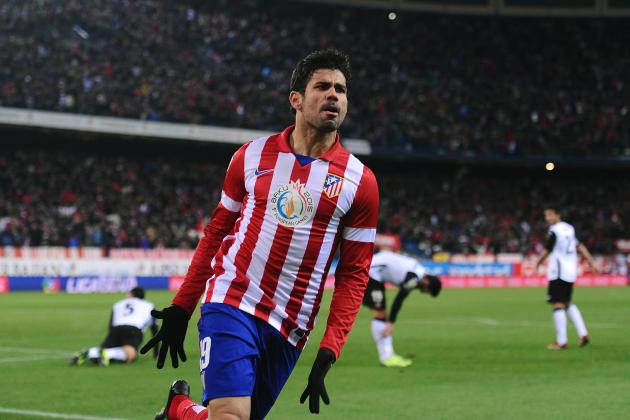 Arsenal Transfer News: Arsene Wenger Must Not Be Deterred by Diego Costa Fee