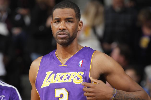 Los Angeles Lakers Waive Shawne Williams