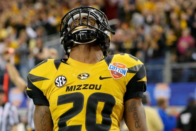 Henry Josey Leaving Mizzou Early for the NFL