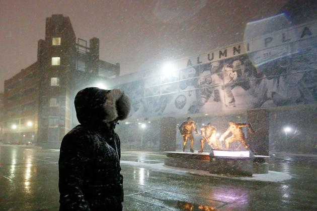 Sabres vs. Hurricanes Game Postponed Due to Inclement Weather