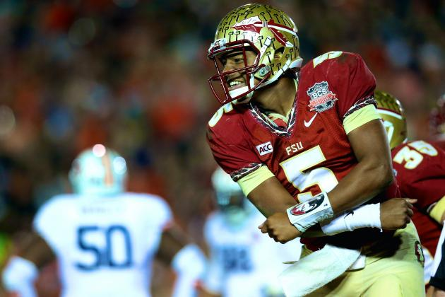 Jameis Winston Has Nothing Left to Prove in College but He's Stuck There in 2014