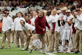 Could Don Brown Leave BC for UMass?