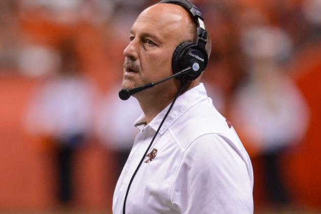 Addazio Excels on TV