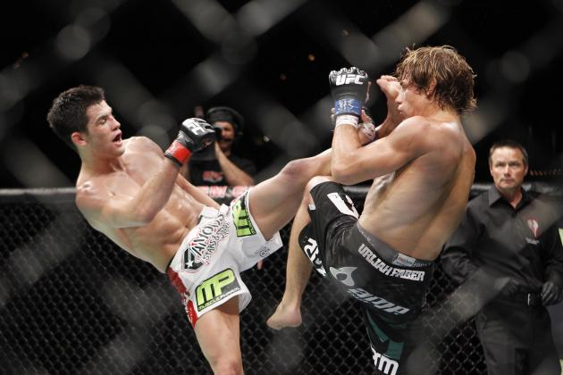 UFC 169: Injury Has Rivals Dominick Cruz, Urijah Faber Both Facing Long Odds