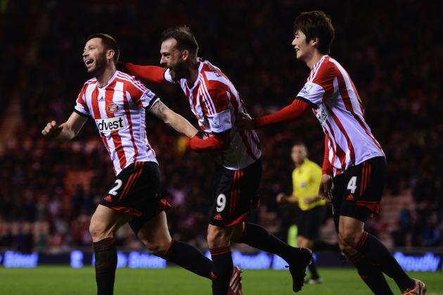 Sunderland vs. Manchester United: Live Score, Highlights, Report