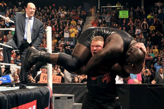 WWE Rumors: Examining Latest Buzz Around Brock Lesnar, Bray Wyatt and More