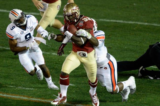 Florida State RB James Wilder Jr. Reportedly Declares for NFL Draft