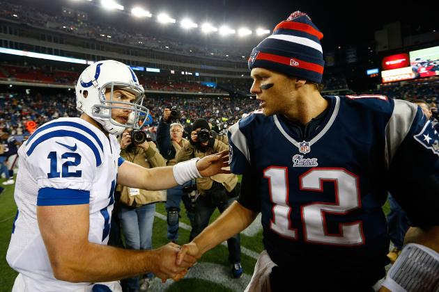 Debate: Which QB Would You Rather Have in the 4th Qtr, Brady or Luck?