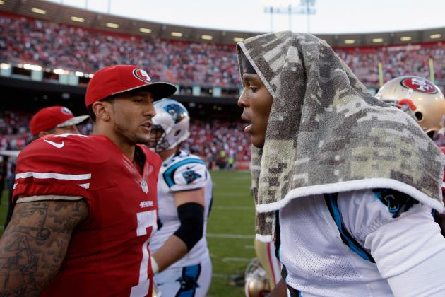 Debate: Which QB Will Put Up Bigger Numbers on Sunday, Kap or Cam?