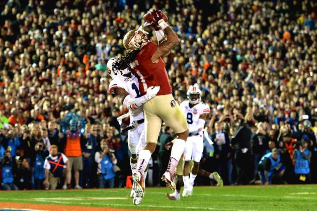BCS National Championship Game 2014: Breaking Down FSU's Game-Winning Drive