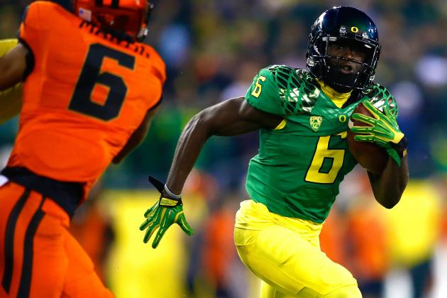 How Oregon's Offense Will Look Without De'Anthony Thomas