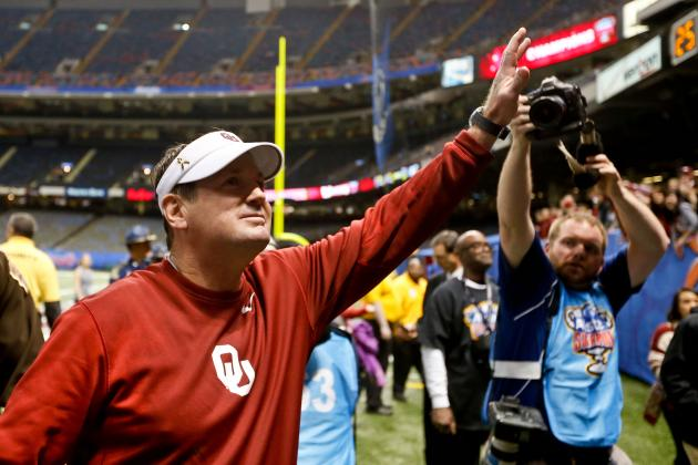 Why Bob Stoops Will Miss the BCS More Than Anybody Else