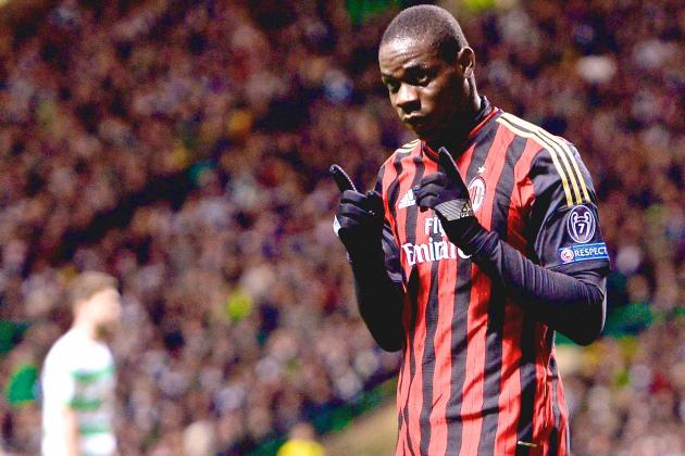 Mario Balotelli Rules out January Exit from AC Milan