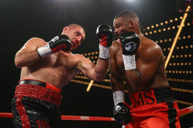 Mike Perez to Dedicate Next Fight to Magomed Abdusalamov