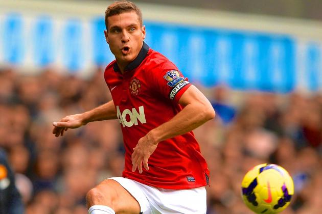 Nemanja Vidic's Agent Rules out Contract Extension with Manchester United