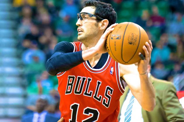 Golden State Warriors Reportedly Interested in Kirk Hinrich Trade