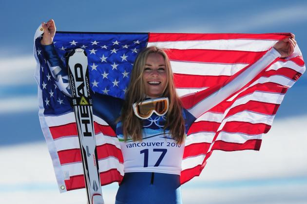 How Lindsey Vonn Withdrawal Impacts Team USA at 2014 Winter Olympics