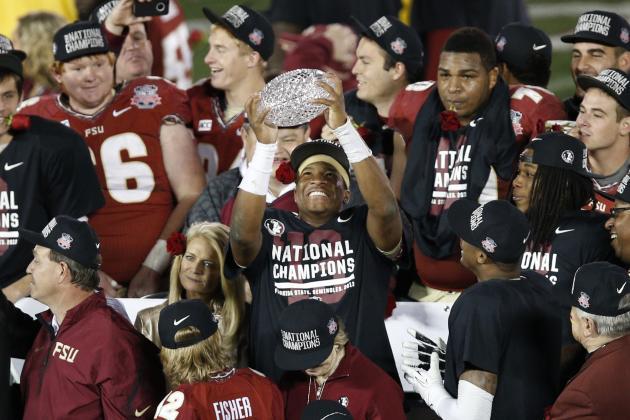 NCAA Football Rankings: Final AP Standings for 2013-14 Season