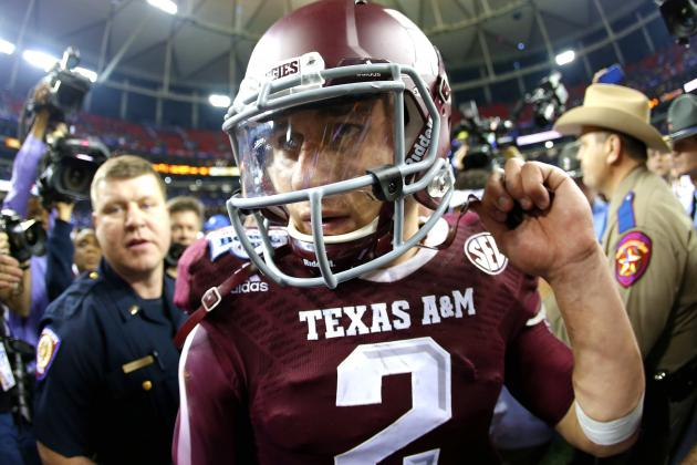 Johnny Manziel Chooses SSG, Maverick Carter's LRMR as Representation