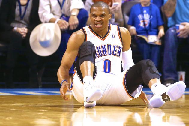 Thunder Star Russell Westbrook Faces Tough Comeback from Third Knee Surgery