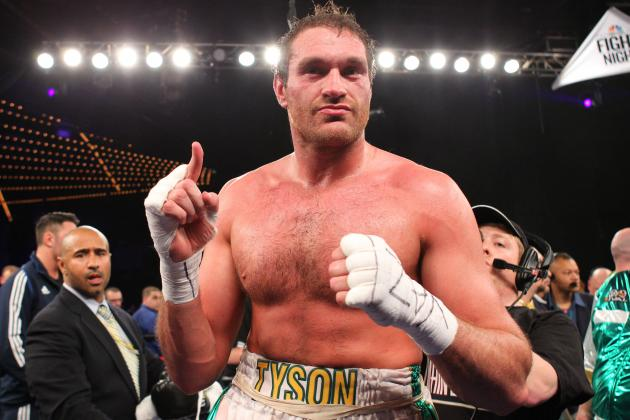 Tyson Fury: I Know Chisora Will Fight Me