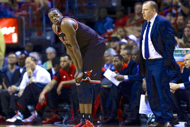 Will Luol Deng Trade Impact Tom Thibodeau's Long-Term Future with Chicago Bulls?