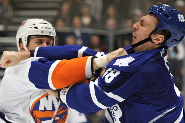 ESPN Gamecast: New York Islanders vs. Toronto Maple Leafs